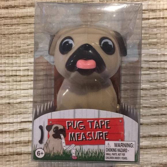 """""""Pug"""" Tape Measure"""